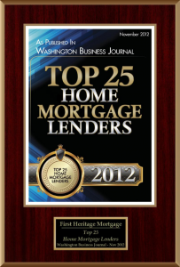 top25HomeMortgageLendersplaque